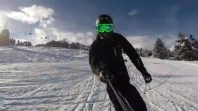 snowboarding stock videobeelden