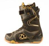 Snowboarding boot Stock Image