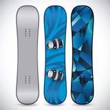 Snowboarding design, vector illustration. Stock Images