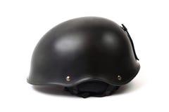 Snowboarding helmet Stock Images