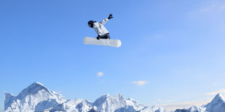 Snowboarding sport Stock Photos
