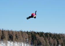 Snowbord Fest Royalty Free Stock Image