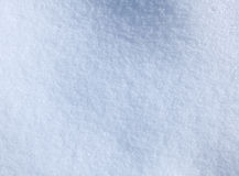 Snowbound field Stock Image