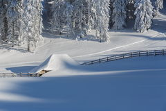 Snowbound Royalty Free Stock Images
