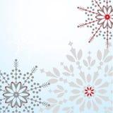 Snowburst иллюстрация вектора