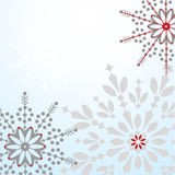 Snowburst Stock Image