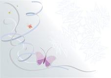Snowbutterflies Fotografia Stock