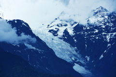 Snowcap Royalty Free Stock Photography