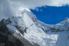 Snowcapped mountains Royalty Free Stock Photo