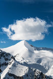 Snowcapped Peak Stock Photos