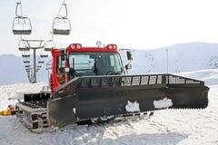 snowcat Στοκ Εικόνα