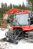 Snowcat Stock Photography