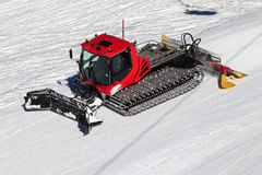 Snowcat lizenzfreies stockfoto