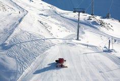 snowcat Стоковое Изображение RF