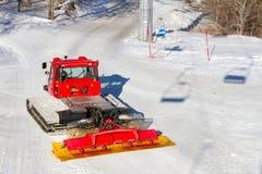 Snowcat Στοκ εικόνα με δικαίωμα ελεύθερης χρήσης