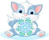 Snowcat stock illustration
