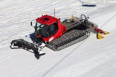 Snowcat Royalty Free Stock Photo