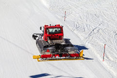 Snowcat Stock Photo