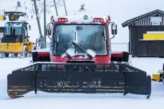A Snowcat Stock Photo