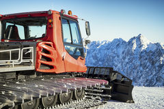 Snowcat Royalty Free Stock Photos