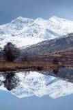 Snowdon Zdjęcie Stock