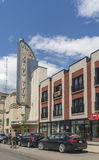 Snowdon theater Royalty Free Stock Photo
