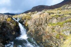 Snowdon Waterfall Royalty Free Stock Image