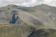 Snowdon west flank. Royalty Free Stock Photography