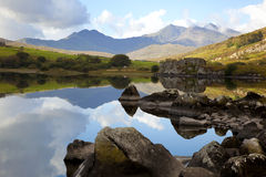 Snowdonia Photo stock