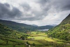 Snowdonia fotos de stock