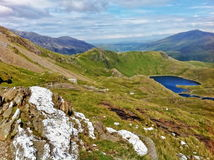 Snowdonia Photographie stock