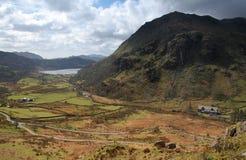 Snowdonia Imagens de Stock