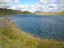 Snowdonia, beau Pays de Galles Pris des crêtes de Snowdonia Beau temps image libre de droits