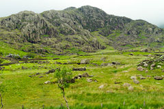 Snowdonia berg Arkivfoto