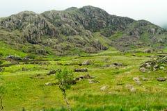 Snowdonia Berge stockfoto