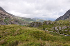 Snowdonia Royalty Free Stock Photography