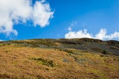 Snowdonia krajobraz Zdjęcie Royalty Free