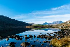 Snowdonia photo stock