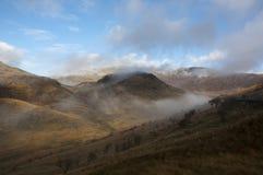 Snowdonia landscape Royalty Free Stock Photo
