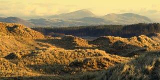 Snowdonia landskap Arkivbilder