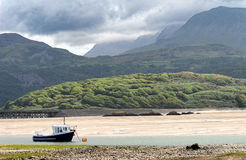 Snowdonia mountains, north Wales, United Kingdom Stock Images