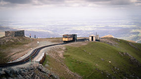 Snowdonia Nationaal Park Royalty-vrije Stock Foto's