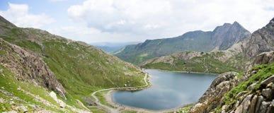 Snowdonia Nationaal Park Royalty-vrije Stock Afbeeldingen