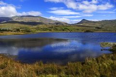 Snowdonia Royalty Free Stock Images
