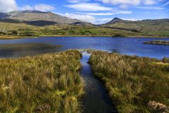Snowdonia Royalty Free Stock Photos