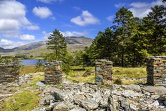 Snowdonia Royalty Free Stock Photos