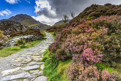 Snowdonia national park Stock Photos