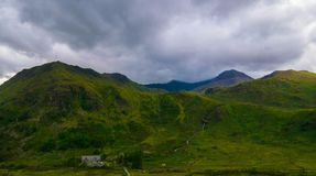 Snowdonia National Park, just Heaven. royalty free stock images