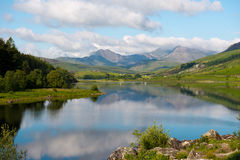 Snowdonia National Park Royalty Free Stock Images