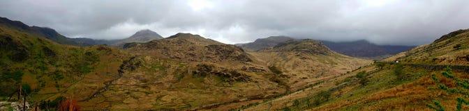 Snowdonia National Park, North Wales, UK stock image